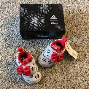 NIB Adidas Disney running sneakers